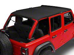 MasterTop Bimini Top Plus; MasterTwill (18-21 Jeep Wrangler JL 4-Door)