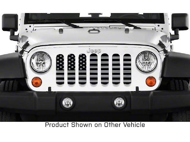 Grille Insert; Stealth (20-21 Jeep Gladiator JT)