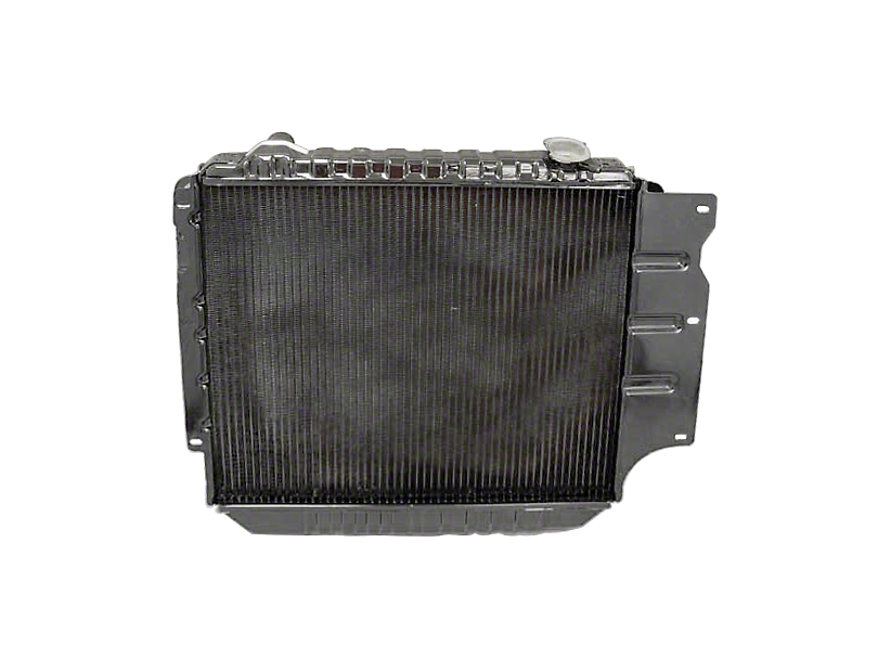 Radiator; 1-Row (87-91 Jeep Wrangler YJ)