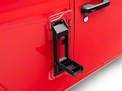 Body Armor 4x4 Door Hinge Steps (07-21 Jeep Wrangler JK & JL)