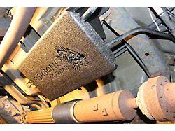 Fishbone Offroad EVAP Canister Skid Plate (07-11 Jeep Wrangler JK)