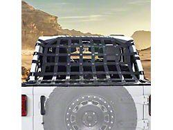Smittybilt C-RES.2 Cargo Restraint System (18-21 Jeep Wrangler JL 4-Door)