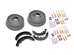 Rear 10x1.75 Drum Brake Service Kit (87-89 Jeep Wrangler YJ w/ Dana 35)