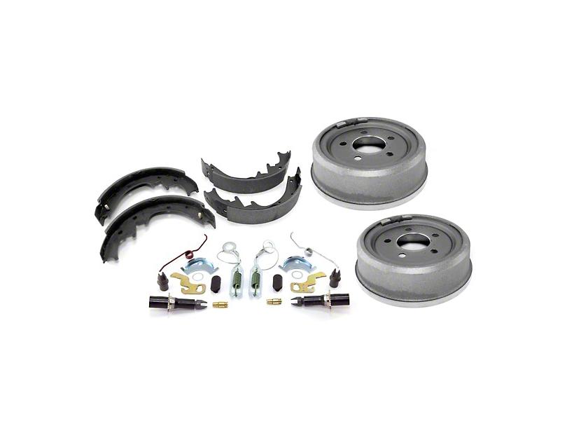 Omix-ADA Rear 9x2.5 Drum Brake Service Kit (90-06 Jeep Wrangler YJ & TJ w/ Dana 35)