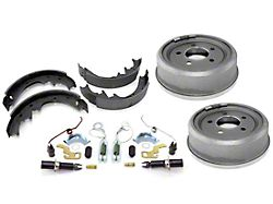 Dana 35 Drum Brake Rebuild Kit (90-06 Jeep Wrangler YJ & TJ)