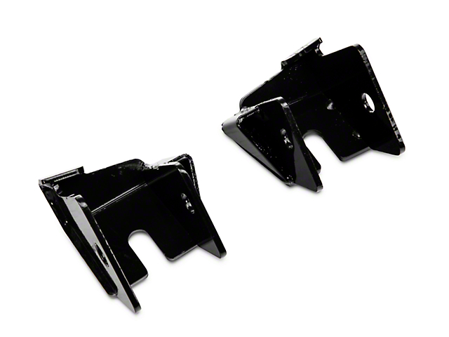 Rugged Ridge Rear Lower Control Arm Skid Plates (07-18 Wrangler JK)