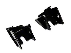 Rugged Ridge Rear Lower Control Arm Skid Plates (07-18 Jeep Wrangler JK)