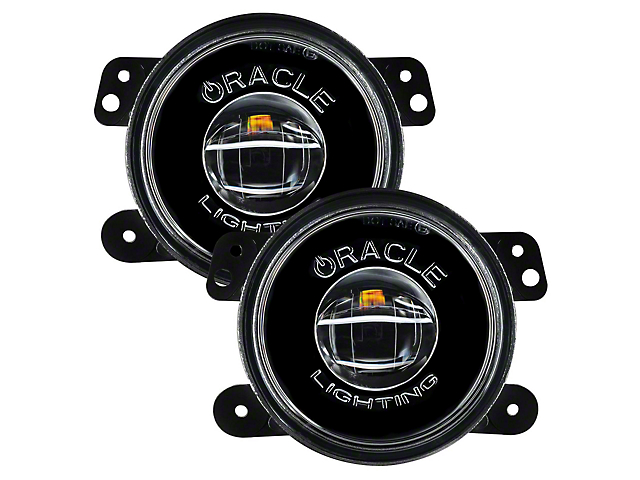 Oracle High Performance 20W LED Fog Lights (07-21 Jeep Wrangler JK & JL Sahara)