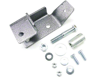 Teraflex Rear Trackbar Bracket for 2-4 in. Lift (97-06 Wrangler TJ)