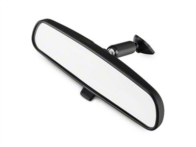 Omix-ADA Rear View Mirror (87-02 Jeep Wrangler YJ & TJ)