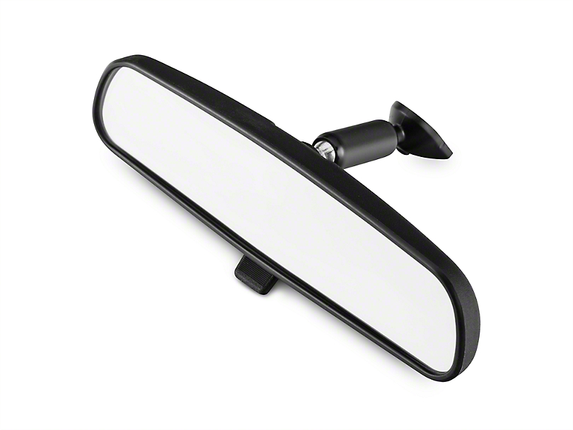 Omix-ADA Rear View Mirror (87-02 Wrangler YJ & TJ)