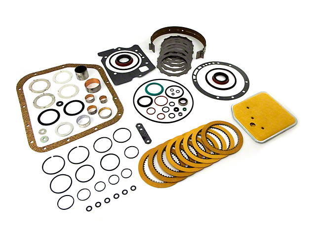 TF6 Transmission Rebuild Kit (87-03 Jeep Wrangler YJ & TJ)