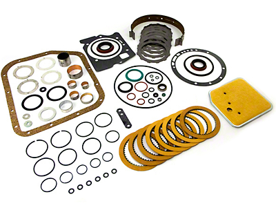 Omix-ADA Rebuild Kit for a TF6 TYPE transmission (87-03 Jeep Wrangler YJ & TJ)