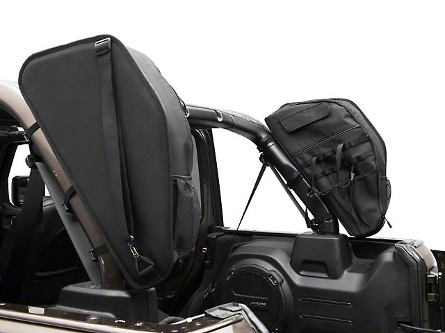 RedRock 4x4 Sports Bar Side Storage Bags (18-21 Jeep Wrangler JL 4-Door)
