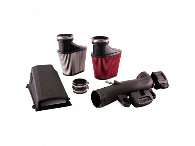 Mishimoto Performance Cold Air Intake with Oiled Filter (20-21 3.6L Jeep Gladiator JT)