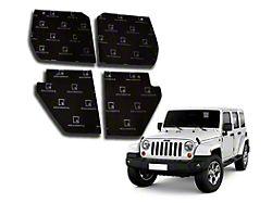 SoundSkins Custom Cut Sound Dampening Kit (07-18 Jeep Wrangler JK 4-Door)