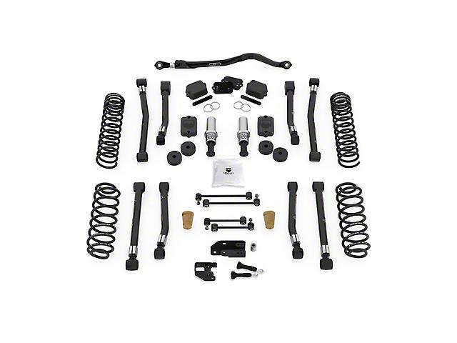 Teraflex 3.50-Inch Alpine RT3 Short Arm Suspension Lift Kit (18-21 2.0L or 3.6L Jeep Wrangler JL 2-Door)