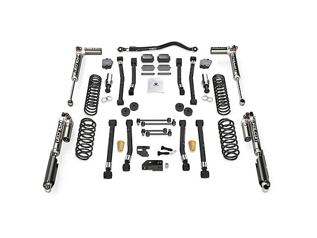 Teraflex 3.50-Inch Alpine RT3 Short Arm Suspension Lift Kit with Falcon SP2 3.3 Fast Adjust Shocks (18-21 2.0L or 3.6L Jeep Wrangler JL 4-Door)