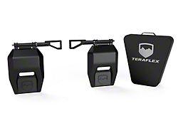 Teraflex Transit Mud Flap Kit (18-21 Jeep Wrangler JL)