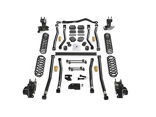 Teraflex 3.50-Inch Alpine CT3 Long Arm Suspension Lift Kit (18-21 2.0L or 3.6L Jeep Wrangler JL 2-Door)