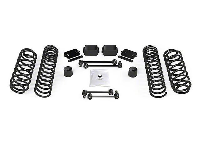Teraflex 4.50-Inch Alpine RT4 Long Arm Suspension Lift Kit (18-21 2.0L or 3.6L Jeep Wrangler JL 2 Door)