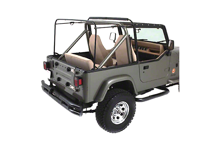 Rugged Ridge Replacement Soft Top Hardware Assembly (87-95 Jeep Wrangler YJ)