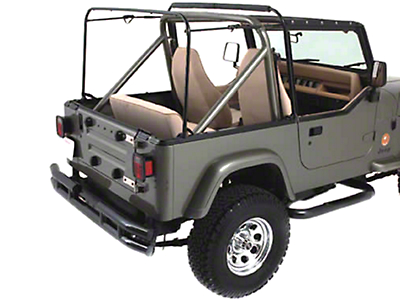 Rugged Ridge Replacement Soft Top Hardware Assembly (87-95 Wrangler YJ)