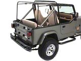 Rugged Ridge Soft Top Hardware Kit (87-95 Jeep Wrangler YJ)