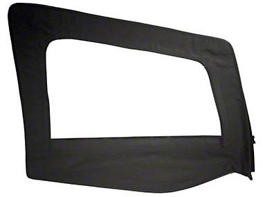 Smittybilt Replacement Upper Door Skin w/ Frame - Passenger Side (87-95 Wrangler YJ)