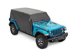 Bestop All-Weather Trail Cover for Hard Top or Soft Top (07-21 Jeep Wrangler JK & JL 4-Door)