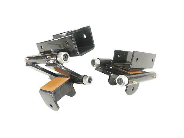 Teraflex Revolver Z-Box pair (87-95 Jeep Wrangler YJ)