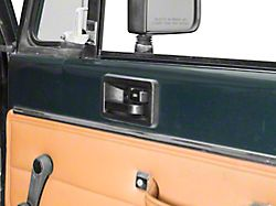 Interior Door Handle - Right Side (87-95 Jeep Wrangler YJ)