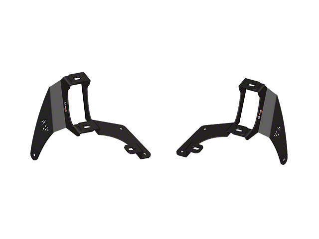 Quake LED A-Pillar Dual Pod and Single 52-Inch Light Bar Cowl Mount (18-21 Jeep Wrangler JL)