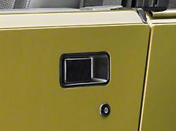 Outer Half Door Handle - Passenger Side (87-06 Jeep Wrangler YJ & TJ)
