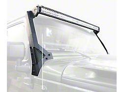 50-Inch Light Bar Windshield Mounting Brackets (07-18 Jeep Wrangler JK)