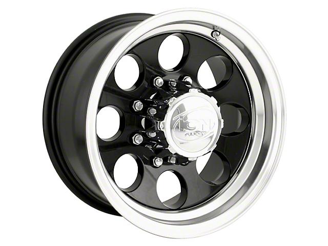 ION Wheels TYPE 171 Black Machined Wheel; 17x9 (20-21 Jeep Gladiator JT)
