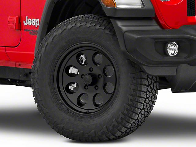 ION Wheels TYPE 171 Matte Black Wheel; 17x9 (20-21 Jeep Gladiator JT)