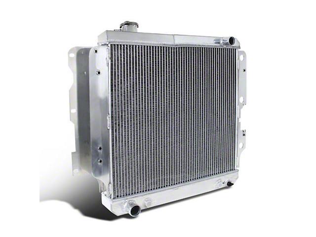 Cooling Racing Radiator; 3-Row (87-06 Jeep Wrangler)