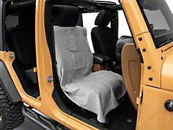 Seat Protector; Gray (Universal; Some Adaptation May Be Required)