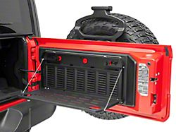 Rough Country Folding Tailgate Table (18-21 Jeep Wrangler JL)