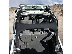 Smittybilt MOLLE Sport Bar Cover Kit (18-21 Jeep Wrangler JL 4-Door)