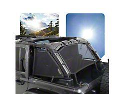 Smittybilt Cloak Mesh Sides and Rear (18-21 Jeep Wrangler JL)