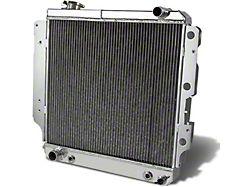 3-Row Full Aluminum Radiator (87-06 Jeep Wrangler YJ & TJ)