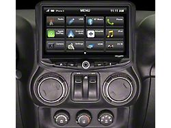 Stinger Electronics HEIGH10 Stereo Replacement System (11-18 Jeep Wrangler JK)