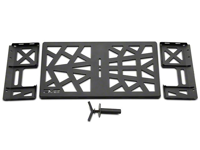 DV8 Offroad Interior Tire Carrier/Basket (18-21 Jeep Wrangler JL)