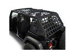 Dirty Dog 4x4 Full Netting Kit (07-18 Jeep Wrangler JK 4-Door)