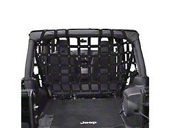 Dirty Dog 4x4 Cargo/Pet Full Divider (07-18 Jeep Wrangler JK 4-Door)