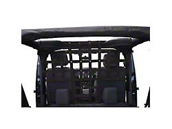 Dirty Dog 4x4 Front Seat Pet Divider (07-18 Jeep Wrangler JK 4-Door)