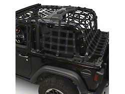 Dirty Dog 4x4 Full Netting Kit (18-21 Jeep Wrangler JL 2-Door)