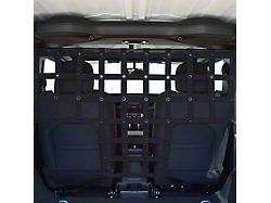 Dirty Dog 4x4 Front Seat Pet Divider (18-21 Jeep Wrangler JL 2-Door)
